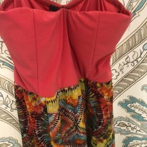 Deb Dresses - Strapless Maxi Dress